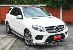 2017 Mercedes-Benz GLE500 3.0 W166 (ปี 12-16) e 4MATIC AMG Dynamic SUV AT